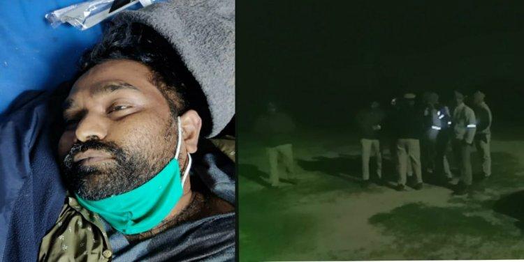 पुलिस मुठभेड़ में मारा गया कुख्यात अपराधी डॉक्टर उर्फ गिरधारी, ढ़ेर