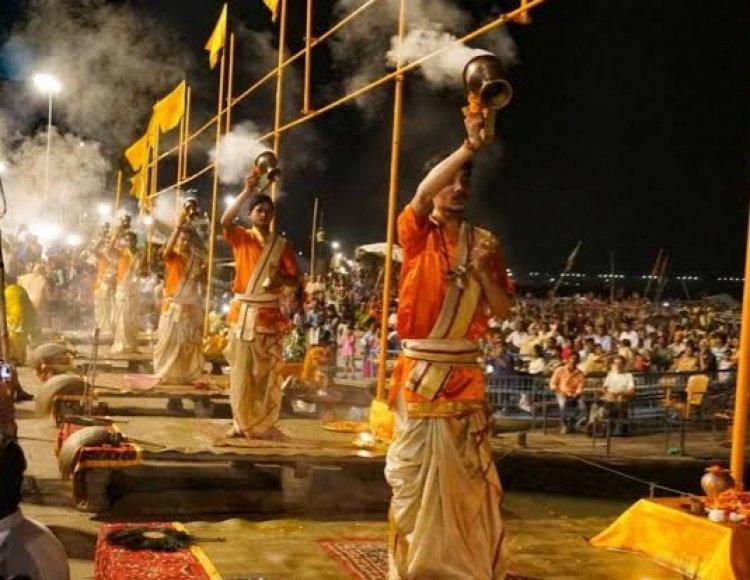 काशी के घाटों पर होने वाली गंगा आरती को लेकर डीएम का नया आदेश, नगर निगम में कराना होना रजिस्ट्रेशन...