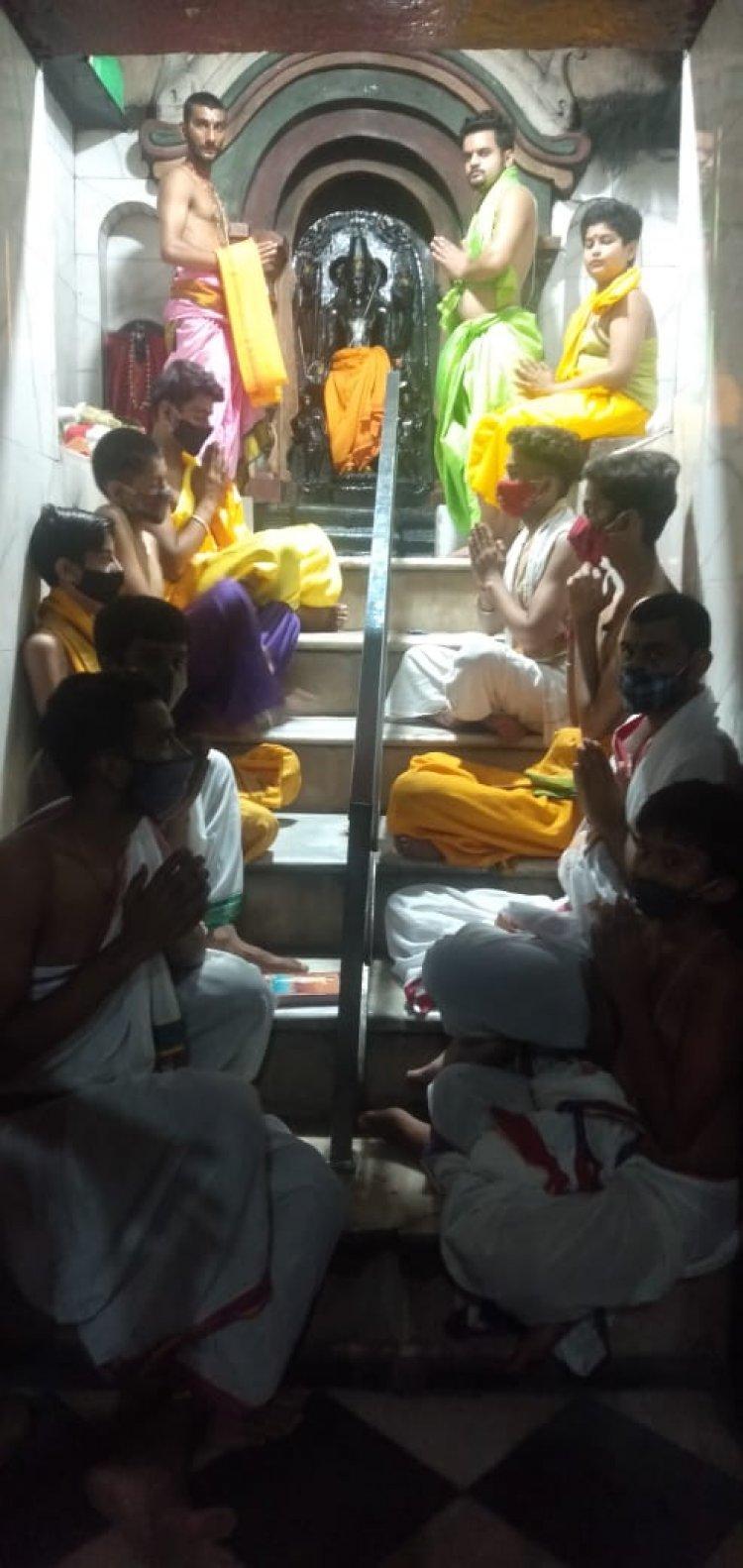 भगवान नरसिंह जयंती पर कल्याण एवं आरोग्यता के लिए आयोजित हुआ विशेष अनुष्ठान...