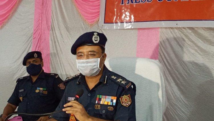 UP और MP में करते है बचाव कार्य: 11 NDRF के नए कमांडेंट बने मनोज कुमार शर्मा, बोले बाढ़ से निपटने को हमारी 18 टीमें तैयार...