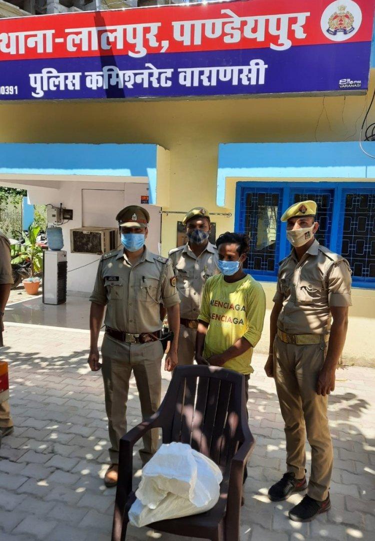 मुंशी प्रेमचंद्र के पैतृक आवास से चोरी 2 पंखे बरामद, 1 आरोपी भेजा गया जेल, 5 माह बाद पुलिस ने किया खुलासा