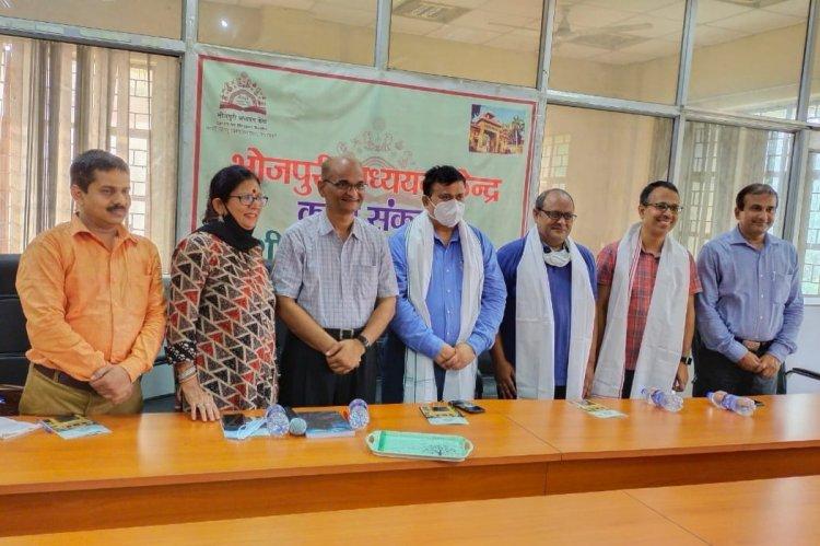 छात्रों से चिकित्सकों ने की वार्ता: बोले विजयनाथ मिश्र- हर जनपद देता है विज्ञान को आगे बढ़ने की प्रेरणा