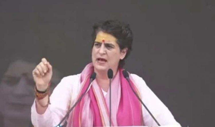 #PriyankaGandhi: किसानों के मुद्दों पर केंद्र और राज्य सरकार को घेरा, बोलीं प्रदेश में BJP सत्ताधारी और उनके खरबपति दोस्त सुरक्षित, 10 प्वॉइंट्स में जाने रैली की खास बात