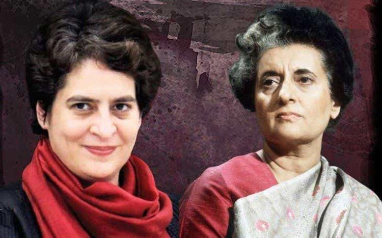 संकटमोचन दरबार और मालवीय जी को भूल गईं प्रियंका, सत्ता में वापसी के लिए हनुमत दरबार पहुंची थी इंदिरा गांधी